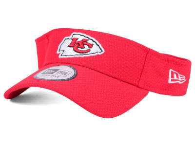 Kansas City Chiefs New Era 2017 NFL Training Visor