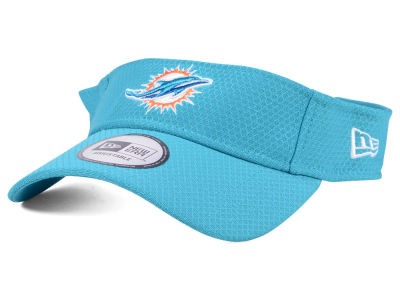 Miami Dolphins New Era 2017 NFL Training Visor