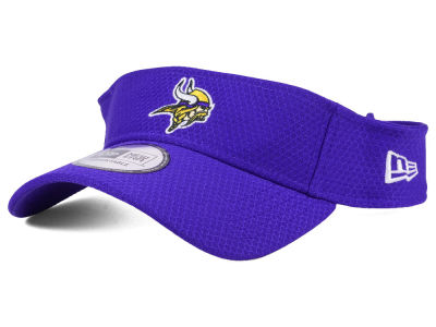 Minnesota Vikings New Era 2017 NFL Training Visor