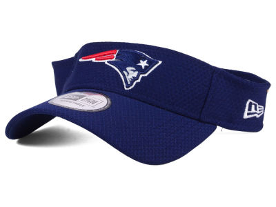 New England Patriots New Era 2017 NFL Training Visor