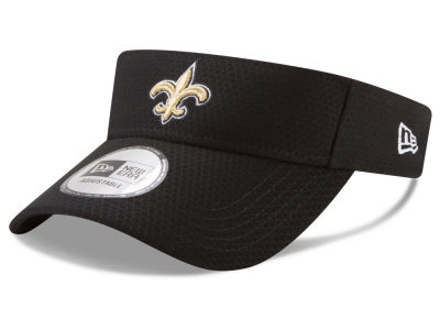 New Orleans Saints New Era 2017 NFL Training Camp Visor
