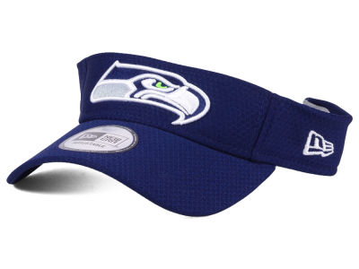 Seattle Seahawks New Era 2017 NFL Training Visor