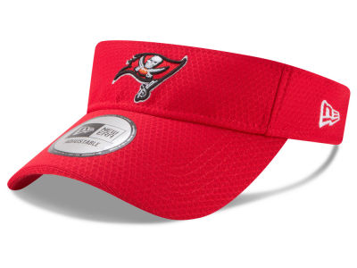 Tampa Bay Buccaneers New Era 2017 NFL Training Visor