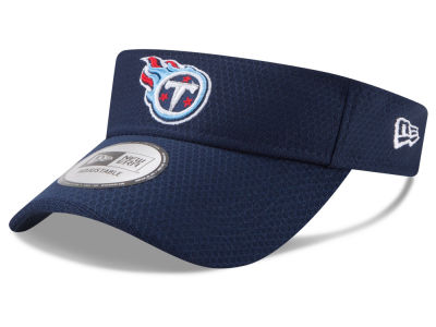 Tennessee Titans New Era 2017 NFL Training Visor