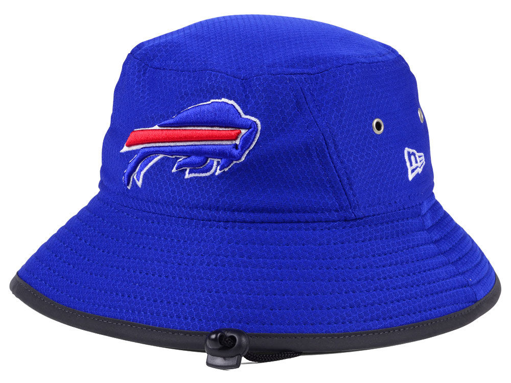 aa477d7c0 Buffalo Bills New Era 2017 NFL Training Camp Bucket
