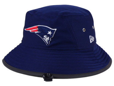 New England Patriots New Era 2017 NFL Training Bucket