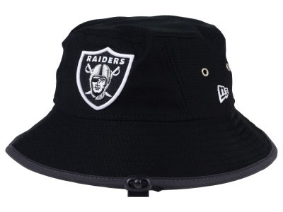 Oakland Raiders New Era 2017 NFL Training Camp Bucket