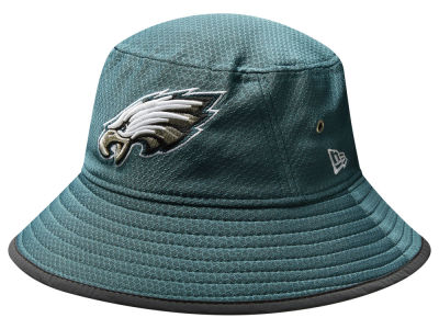 Philadelphia Eagles New Era 2017 NFL Training Camp Bucket