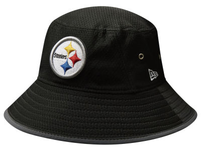 Pittsburgh Steelers New Era 2017 NFL Training Bucket