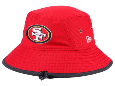 San Francisco 49ers New Era 2017 NFL Training Bucket