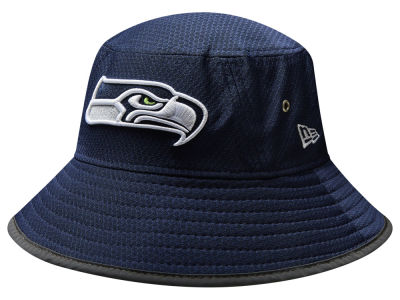 Seattle Seahawks New Era 2017 NFL Training Bucket