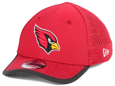 premium selection 0c3f0 a3316 Arizona Cardinals New Era 2017 Kids NFL Training Camp 39THIRTY Cap
