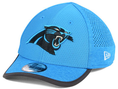 Carolina Panthers New Era 2017 Kids NFL Training 39THIRTY Cap