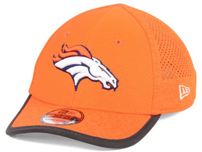 Denver Broncos New Era 2017 Kids NFL Training 39THIRTY Cap