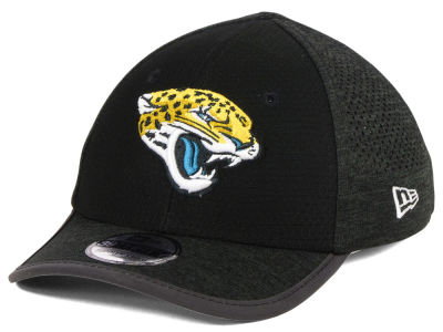 Jacksonville Jaguars New Era 2017 Kids NFL Training Camp 39THIRTY Cap