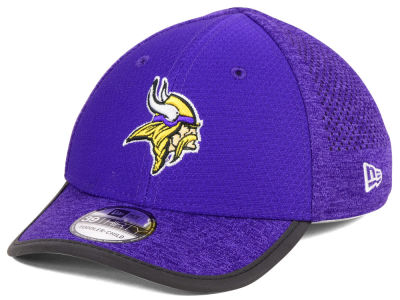 Minnesota Vikings New Era 2017 Kids NFL Training 39THIRTY Cap
