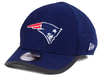 New England Patriots New Era 2017 Kids NFL Training 39THIRTY Cap