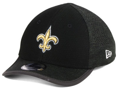 New Orleans Saints New Era 2017 Kids NFL Training 39THIRTY Cap