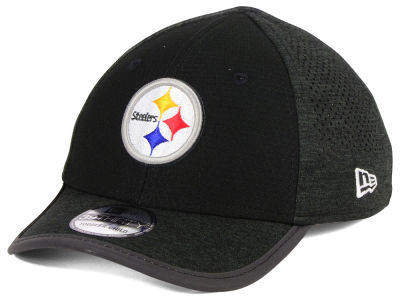 Pittsburgh Steelers New Era 2017 Kids NFL Training Camp 39THIRTY Cap