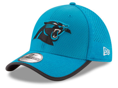 Carolina Panthers New Era 2017 NFL Training Camp 39THIRTY Cap