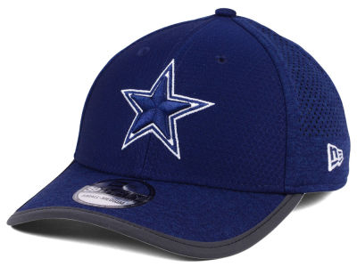 Dallas Cowboys New Era 2017 NFL Training Camp 39THIRTY Cap
