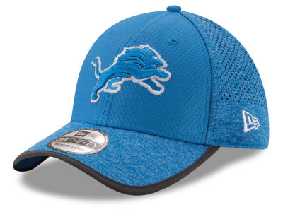 Detroit Lions New Era 2017 NFL Training 39THIRTY Cap