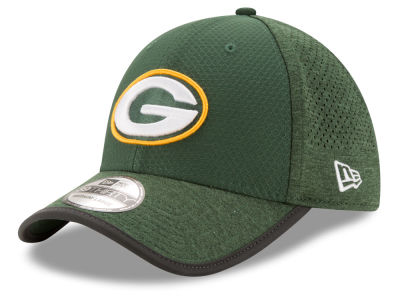 Green Bay Packers New Era 2017 NFL Training Camp 39THIRTY Cap