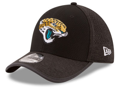 Jacksonville Jaguars New Era 2017 NFL Training Camp 39THIRTY Cap