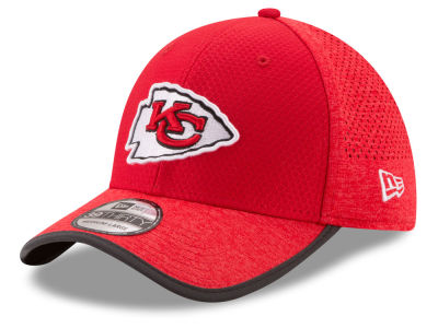 Kansas City Chiefs New Era 2017 NFL Training Camp 39THIRTY Cap