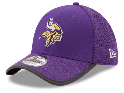 Minnesota Vikings New Era 2017 NFL Training Camp 39THIRTY Cap