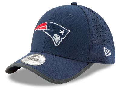 New England Patriots New Era 2017 NFL Training Camp 39THIRTY Cap