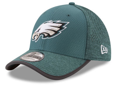 Philadelphia Eagles New Era 2017 NFL Training 39THIRTY Cap
