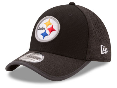 Pittsburgh Steelers New Era 2017 NFL Training Camp 39THIRTY Cap