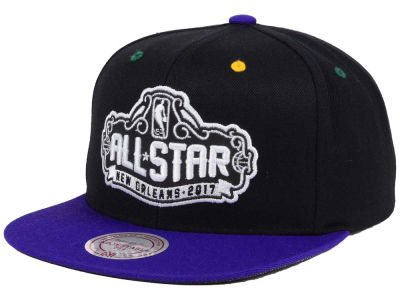 NBA All Star Mitchell & Ness NBA All Star Game Snapback Cap