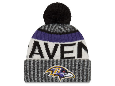 Baltimore Ravens New Era 2017 NFL Sport Knit