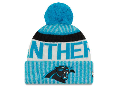 Carolina Panthers New Era 2017 NFL Sport Knit