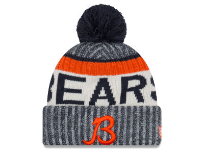 Chicago Bears New Era 2017 NFL Sport Knit