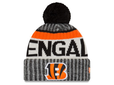 Cincinnati Bengals New Era 2017 NFL Sport Knit