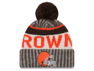 Cleveland Browns New Era 2017 NFL Sport Knit