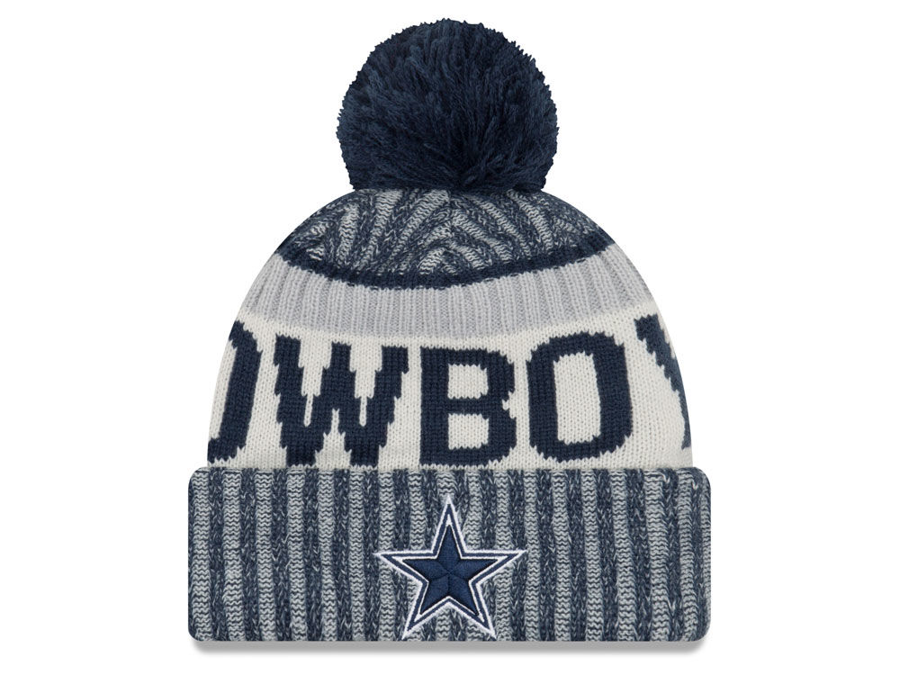 Dallas Cowboys New Era 2017 NFL Sport Knit  8e1b14e64410