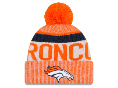 Denver Broncos New Era 2017 NFL Sport Knit