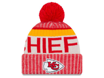 Kansas City Chiefs New Era 2017 NFL Sport Knit