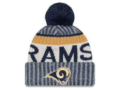Los Angeles Rams New Era 2017 NFL Sport Knit