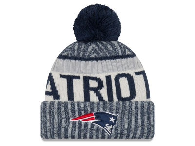 New England Patriots New Era 2017 NFL Sport Knit