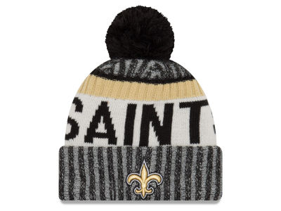 New Orleans Saints New Era 2017 NFL Sport Knit