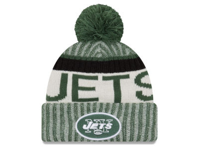 New York Jets New Era 2017 NFL Sport Knit