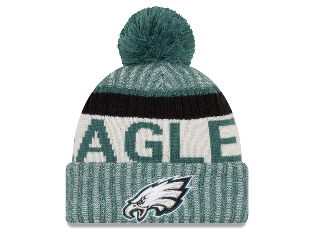 new product 6d6cd 48aa1 new arrivals philadelphia eagles new era 2017 nfl sport knit dda84 f5326