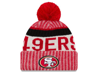 San Francisco 49ers New Era 2017 NFL Sport Knit