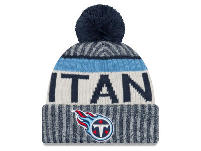Tennessee Titans New Era 2017 NFL Sport Knit