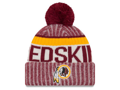 Washington Redskins New Era 2017 NFL Sport Knit